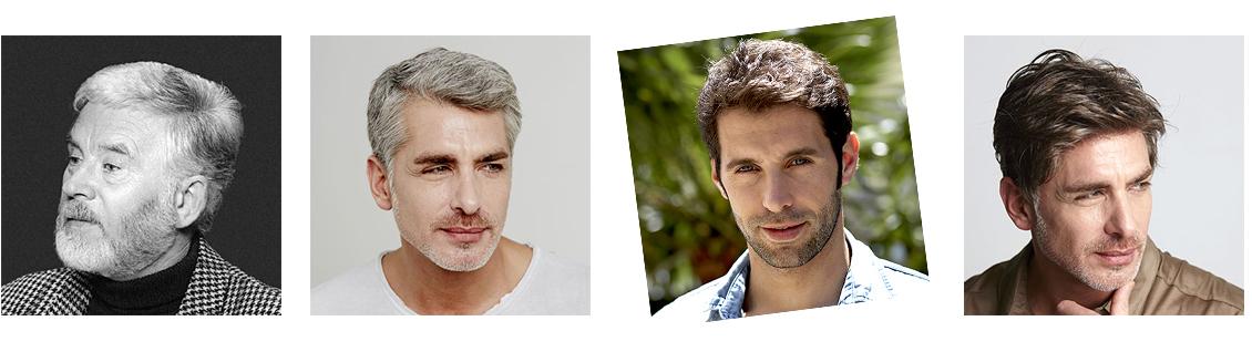 Haarersatz für Männer